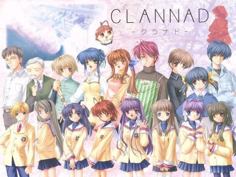 Clannad la pelicula
